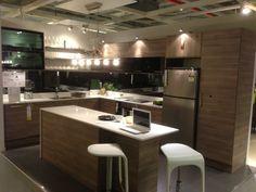 brokhult ikea Kitchen Island, Table, House, Furniture, Design, Home Decor, Kitchen Ideas, Kitchens, Image