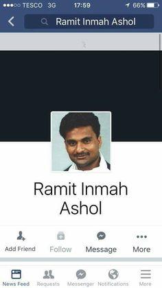 Funny Facebook names