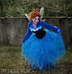 Butterfly 'Korrigan'  Shrug by tpffaeriewear on Etsy https://www.etsy.com/listing/170142747/butterfly-korrigan-shrug