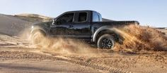 Capable of Handling Any Terrain The 2017 Raptor was built with the idea that it would get abused off - Ford Motor Company Raptor Truck, Ford Raptor, 2017 Raptor, Raptors Wallpaper, Chevy Reaper, Off Road Suspension, Ford Svt, All Terrain Tyres, Chevy Silverado 1500