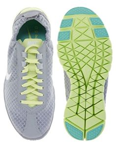 Nike Free Twist Peformance Grey Trainers