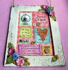 Queen of the Heavens Queen Of Heaven, Altered Art, Joy, Messages, Heavens, Blogging, Projects, Frames, Boxes