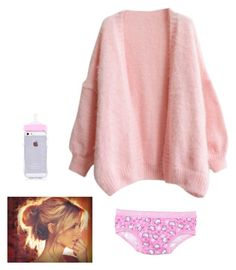 """""""Jen"""" by rainbow-mutant ❤ liked on Polyvore featuring Hello Kitty and WithChic"""