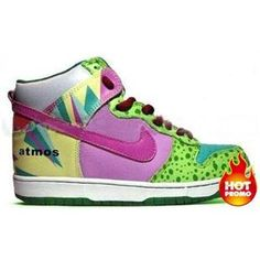 cheap for discount 85e00 4bcba Womens Nike Dunk High Premium Atmos Project