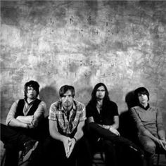 """KINGS OF LEON - """"Someone like you and all you know and how you speak. Countless lovers under cover of the street. Off in the night while you live it up I'm off to sleep. Waging wars to shake the poet and the beat..."""" - Use Somebody"""
