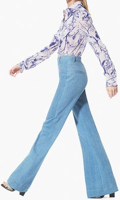Slightly flared with front pockets and throwback sensibility, these high-waisted trousers give you legs for days and days. Shop now and SAVE 50% with Coupon Code FB70 Online Today