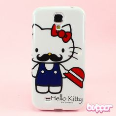 Hello Kitty Protective Case for Galaxy S4