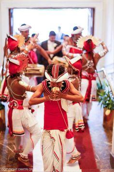 Sri Lanka wedding photo, Dimitri Crusz