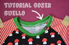 diario de naii: Tuto coser cuello