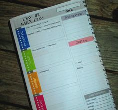 Track your success and keep you motivated with this neat and organized planner for your AdvoCare challenge and cleanse! Advocare Cleanse, Advocare 24 Day Challenge, Healthy Eating Habits, Get Healthy, Eating Paleo, Healthy Life, Healthy Food, Healthy Living, Advocare Recipes