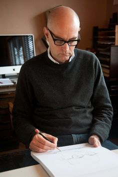 Inside the Mind of Cartoonist Daniel Clowes | Cotton Candy Magazine®