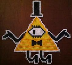 perler bead gravity falls - Google Search