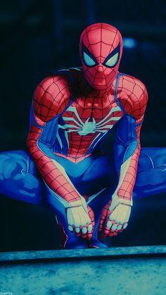 Noir Spiderman, Spiderman Poster, Black Spiderman, Spiderman Art, Amazing Spiderman, Marvel Characters, Marvel Heroes, Marvel Avengers, Marvel Comics