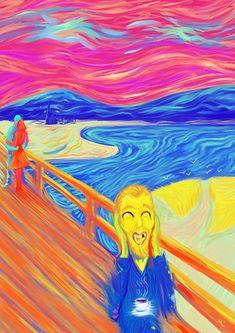 The Manic Scream