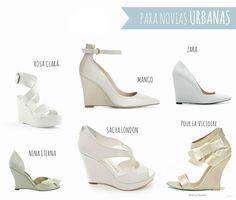 bb94e7c2 13 mejores imágenes de Inspiracion zapatos boda en 2016 | Bridal ...