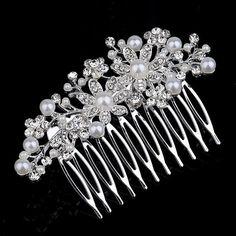 Accessoires cheveux de mariage mariée peigne mariage cheveux peigne mariage bandeau perle cheveux cheveux comb peigne cristal peigne à cheveux Vintage