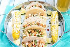 Grilled #Shrimp #Tacos #recipe via Strawberry Blondie Kitchen http://www.yummly.com/recipe/Grilled-Shrimp-Tacos-1245661