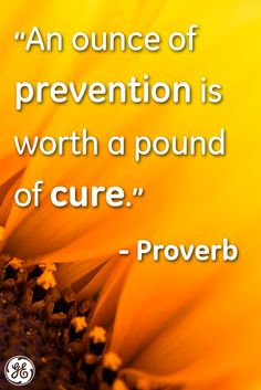 How are you working to prevent cancer?
