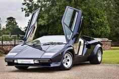Lamborghini Countach | Blog de lamborghinidereve :Lamborghini-de-rêve, Lamborghini Countach