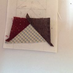 Coser y Coser Patchwork: Tutorial Vuelo de la Oca. Patches, Flag, Cards, Diy, Ideas, Quilting Patterns, Little Things, Quilts, Sewing Patterns