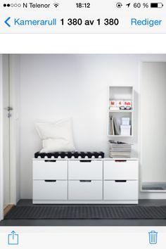 Ikea, Nordli kommode