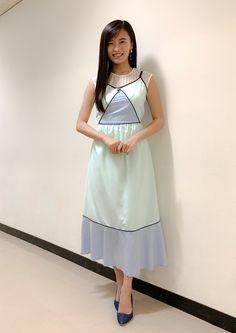 Japanese Beauty, Blue Green, Beautiful Women, Summer Dresses, Inspiration, Image, Folk, Fashion, Biblical Inspiration