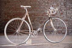 """Singlespeed vintage bike """"Blaue"""""""