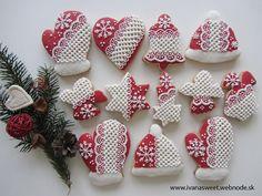 Vianočné/Christmas cookies :: IVANA sweet