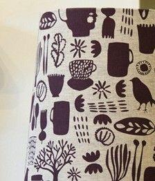 blackbird print detail Maxine Sutton