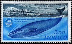 Monaco Stamp 1983