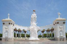 """Monumento Virgen de la Chinita"" ""Virgin of Chiquinquira"" ""Maracaibo""     https://www.youtube.com/user/CreationsPlay"