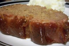 The Best Amish Meatloaf Recipe. Photo by The Frugal Cheflady