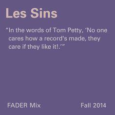 Les Sins Fader Mix