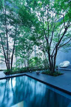 Optical Glass House by Hiroshi Nakamura & NAP; Hiroshima, Japan
