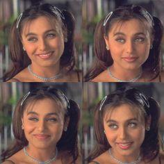 Rani Mukerji in Kahin Pyaar Na Ho Jaye Bollywood Actors, Bollywood Celebrities, 90s Fashion, Indian Fashion, Rani Mukerji, Vintage Bollywood, Sofia Carson, 90s Aesthetic, Indian Movies