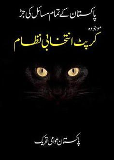 Literature for Bedari-e-Shaoor - We want to CHANGE the Corrupt System of Pakistan