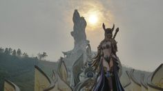 Un parc à thème World of Warcraft en #Chine | Locita.com #WoW