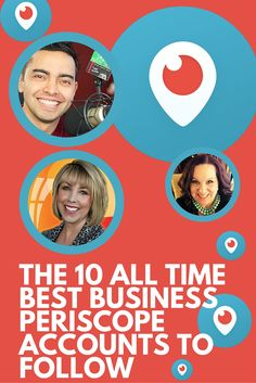 """Every month, we round up our """"best"""" of all time. This month, we've covered the best Periscope accounts of all-time. Content Marketing, Social Media Marketing, Digital Marketing, Social Media Posting Schedule, Bookkeeping Business, Power Of Social Media, Accounting, All About Time, Blogging"""