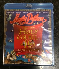 Time for another Bros Movie Night? #montypython