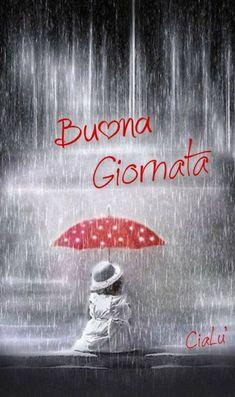 69 Fantastiche Immagini Su Buongiorno Con La Pioggia