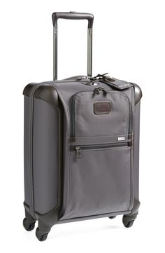 Lightweight carry-on suitcase for the jet setter