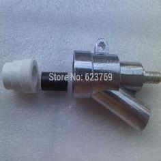 [ $226 OFF ] Air Sandblaster Sandblasting Kit With Boron Carbide Nozzle (35*20*8Mm)  20Sets/lot
