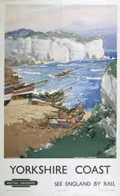 North Landing, Flamborough, Frank Henry Mason 1949
