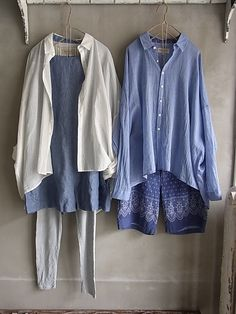 Great shirts from Vlas Blomme at LeslieJane