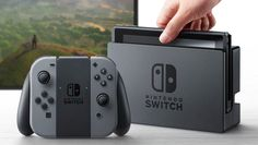 Nintendo reveals Switch console price and release with new 'Mario' 'Zelda' titles