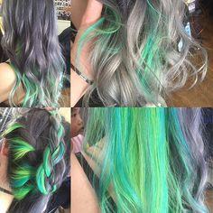 WEBSTA @ hairdresser_galaxy - GALAXY❤︎…