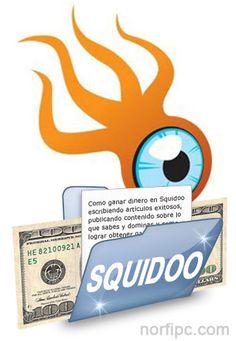 Como ganar dinero escribiendo artículos en Squidoo
