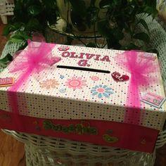 Valentine Box: cute, simple