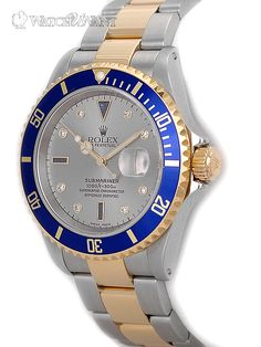 #Rolex Submariner 16613 Y #watch