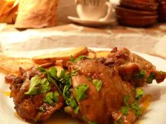 RECIPE FROM SPAIN: Spanish Chicken and Paprika